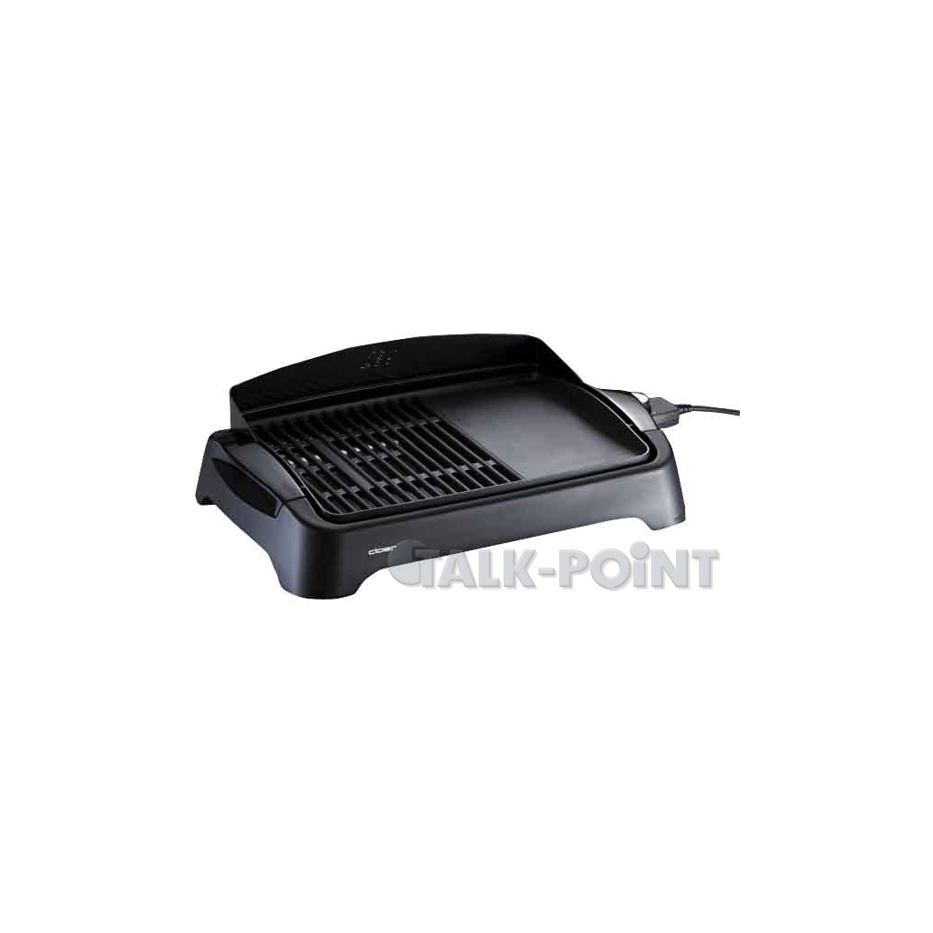 cloer 656 sw barbecue grill elektrogrill 2000 watt. Black Bedroom Furniture Sets. Home Design Ideas