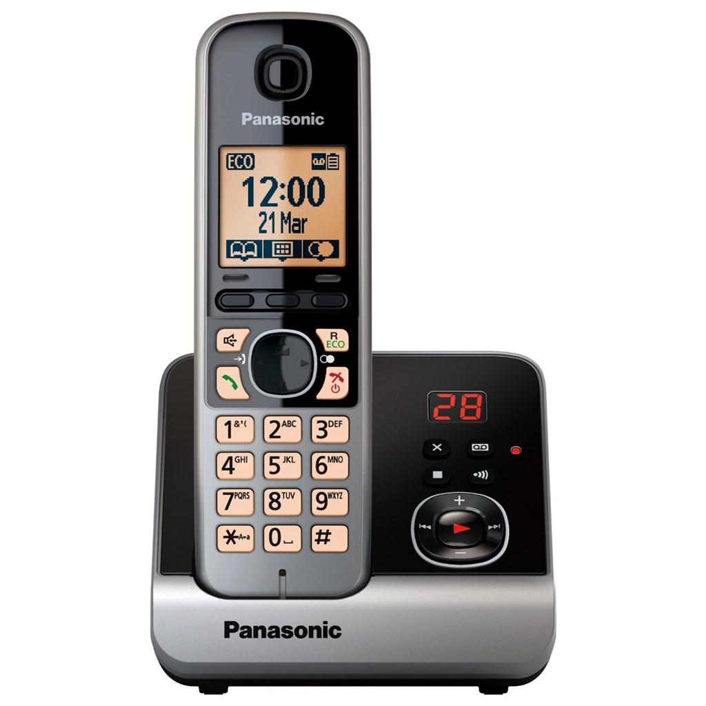 Panasonic KX-TG6721GB Schwarz