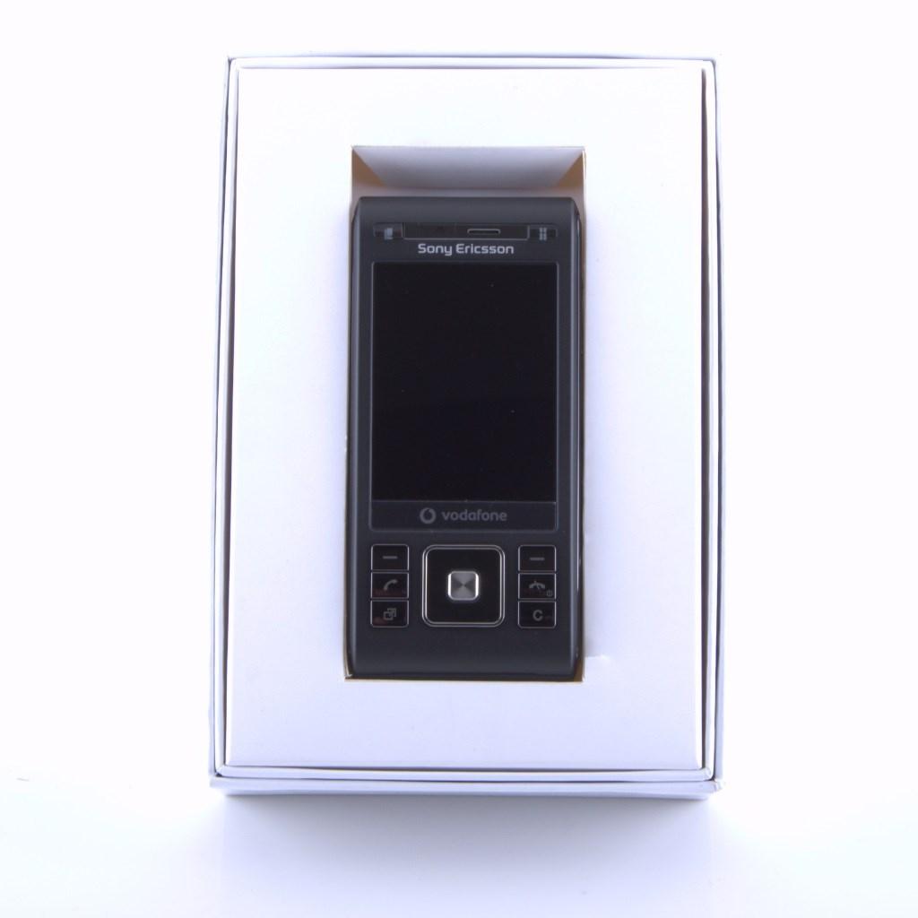 Sony Ericsson C905 schwarz
