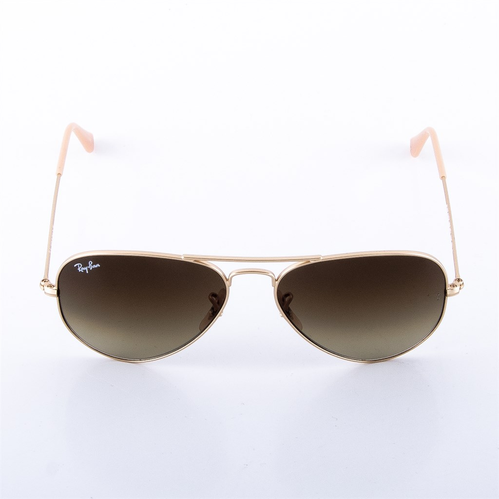 Ray ban sonnenbrille aviator large metal gold matt rb3025 for Rb storage