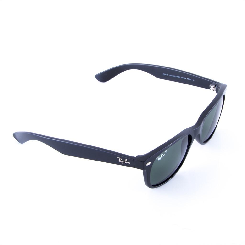 Ray ban sonnenbrille new wayfarer rb2132 901 58 black for Rb storage