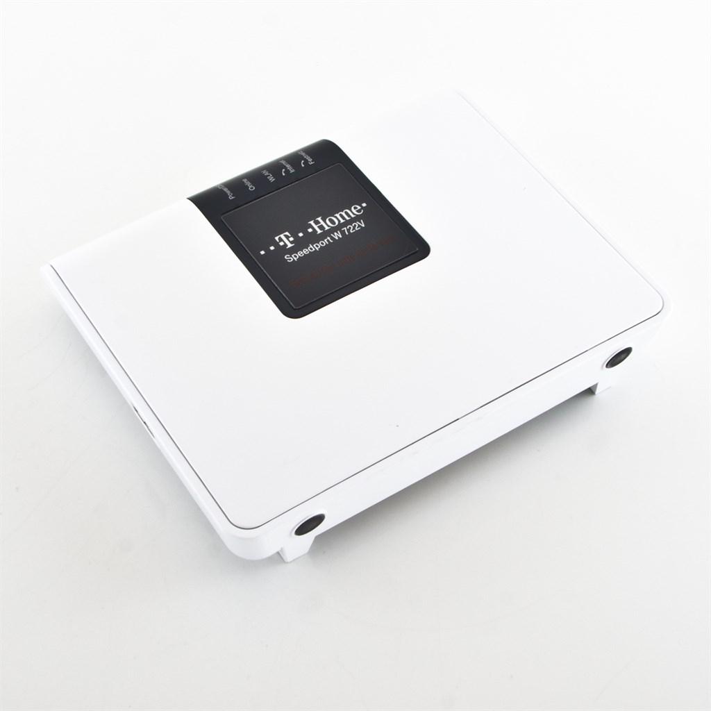 telekom speedport w722v wlan dsl router 300mbit vdsl voip gepr fte gebrauchtware ebay. Black Bedroom Furniture Sets. Home Design Ideas