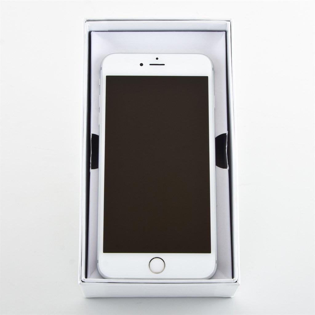 apple iphone 6 plus 16gb silber ios smartphone. Black Bedroom Furniture Sets. Home Design Ideas