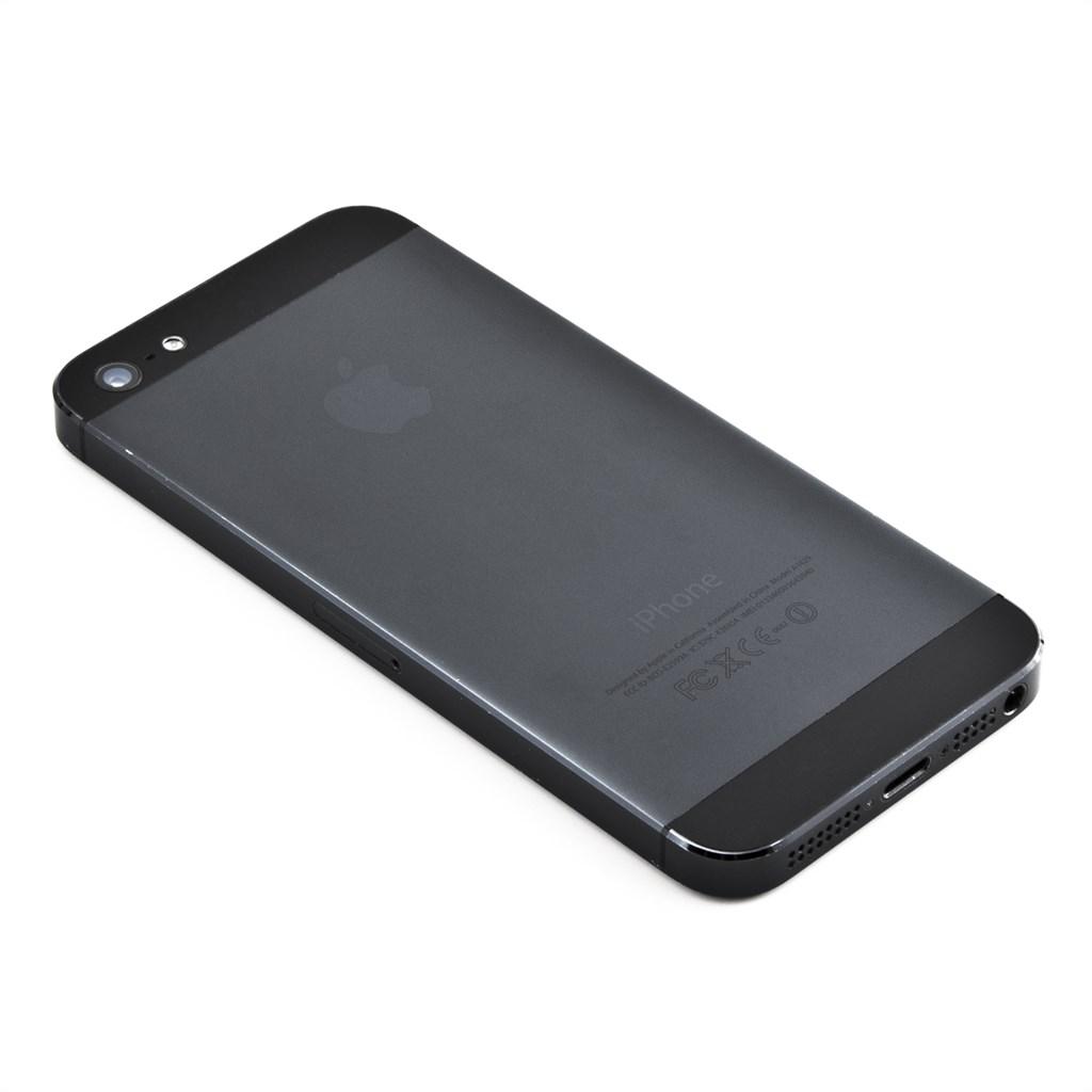 apple iphone 5 16gb schwarz ios smartphone neutral. Black Bedroom Furniture Sets. Home Design Ideas