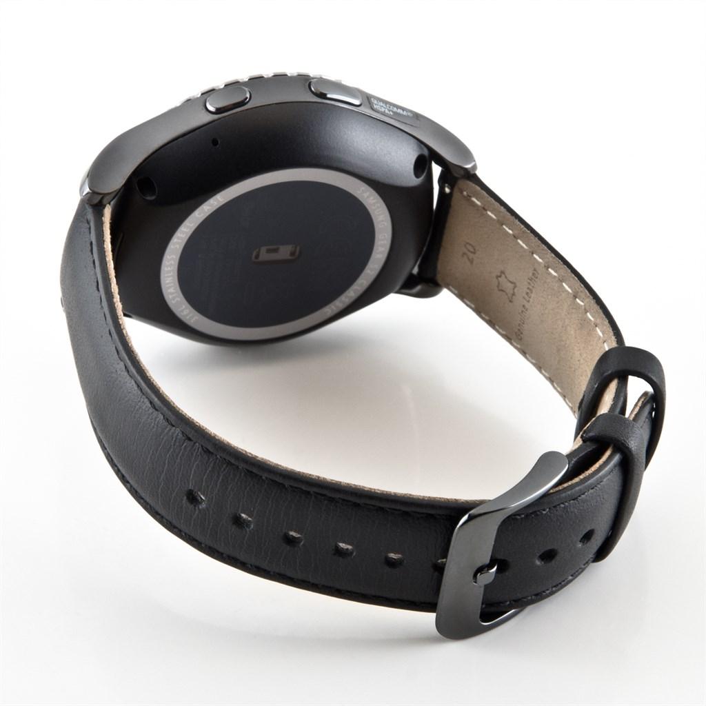 samsung gear s2 3g classic sm r735 schwarz smartwatch mit. Black Bedroom Furniture Sets. Home Design Ideas