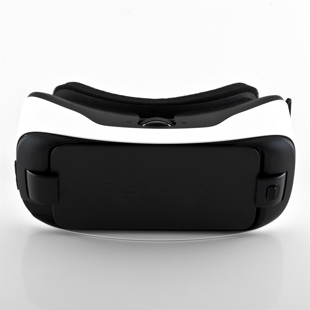 samsung gear vr brille sm r321 weiss virtual reality. Black Bedroom Furniture Sets. Home Design Ideas
