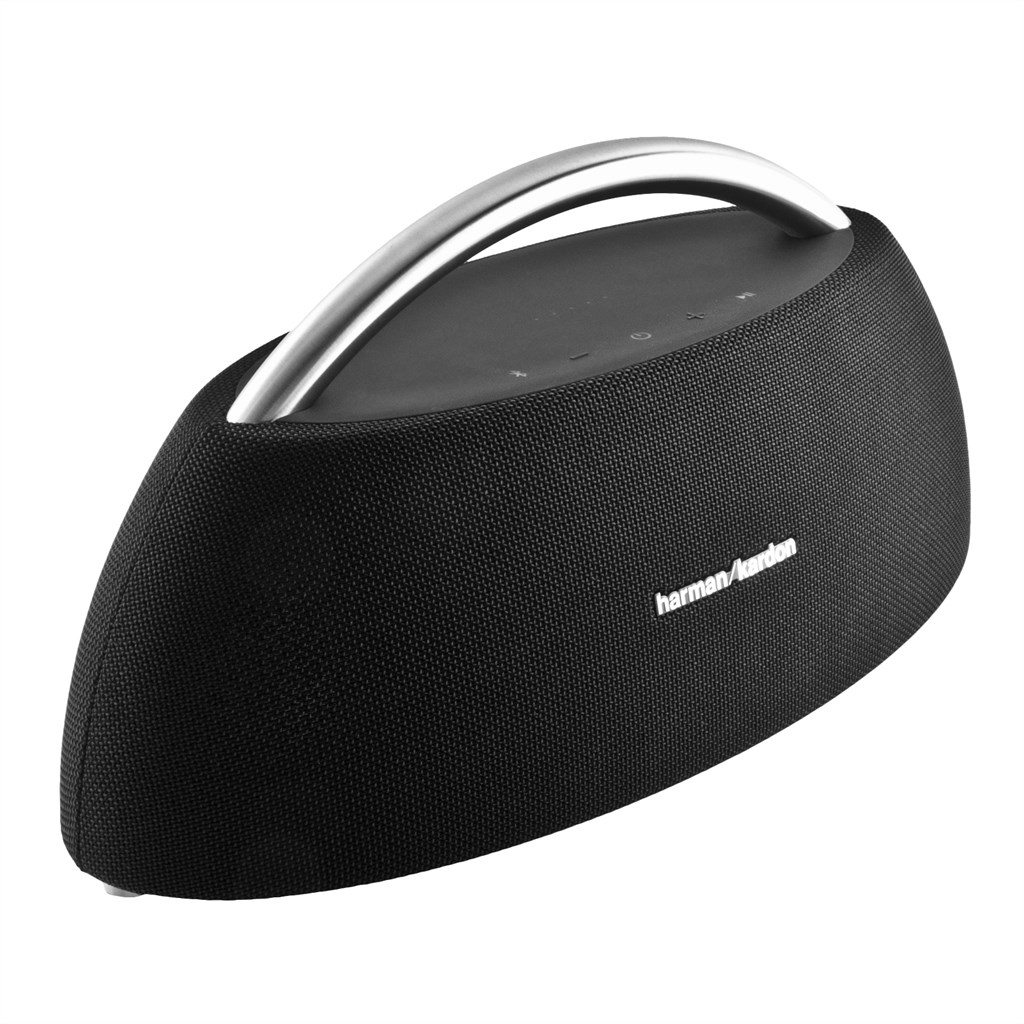harman kardon go play tragbarer bluetooth lautsprecher. Black Bedroom Furniture Sets. Home Design Ideas