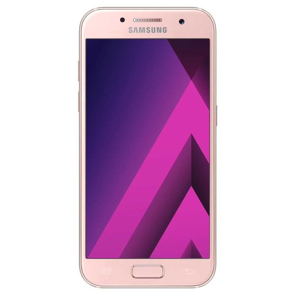 SM-A320FL Samsung Galaxy A3 2017 A320FL 16GB peach cloud