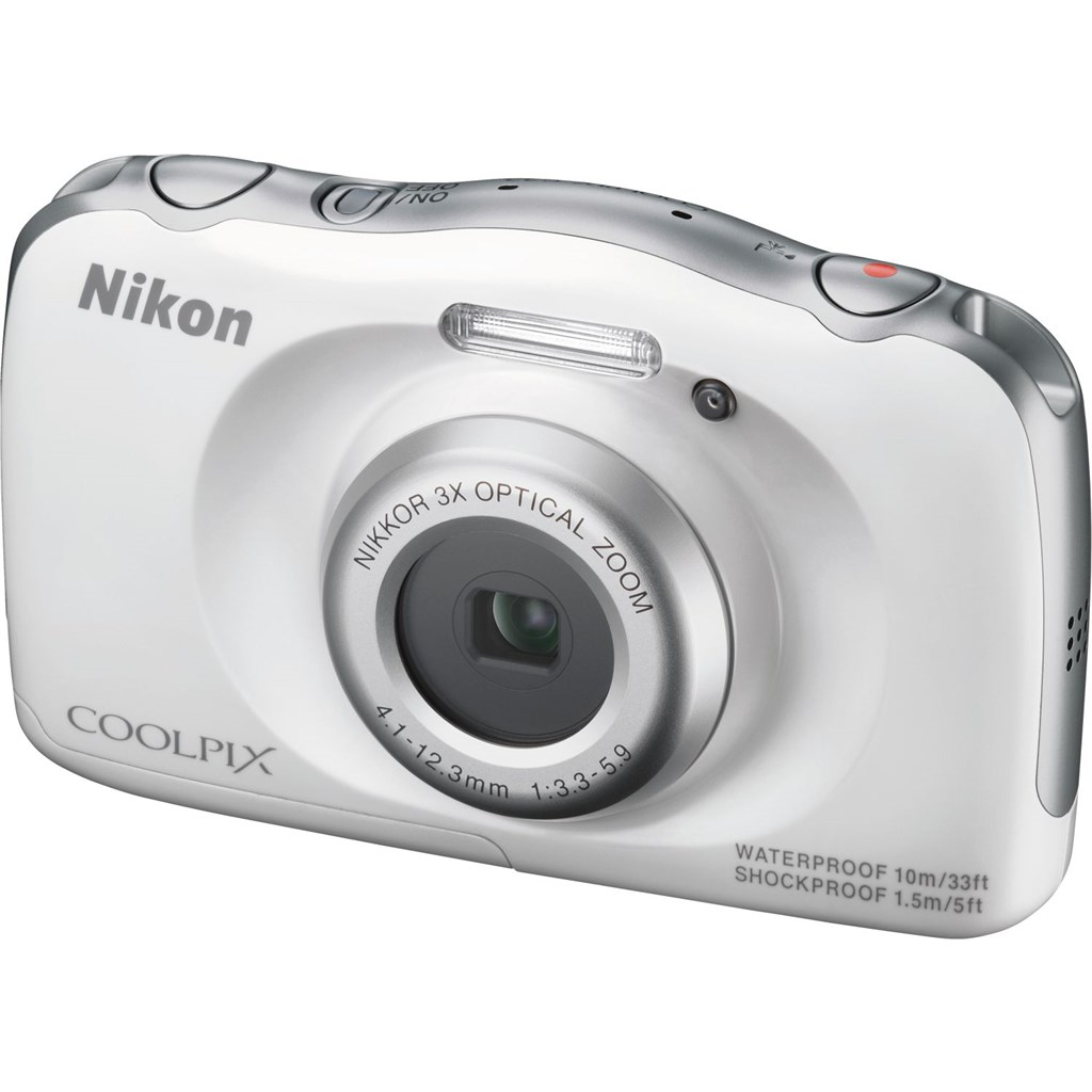 Nikon COOLPIX S33 Weiß VNA850E1