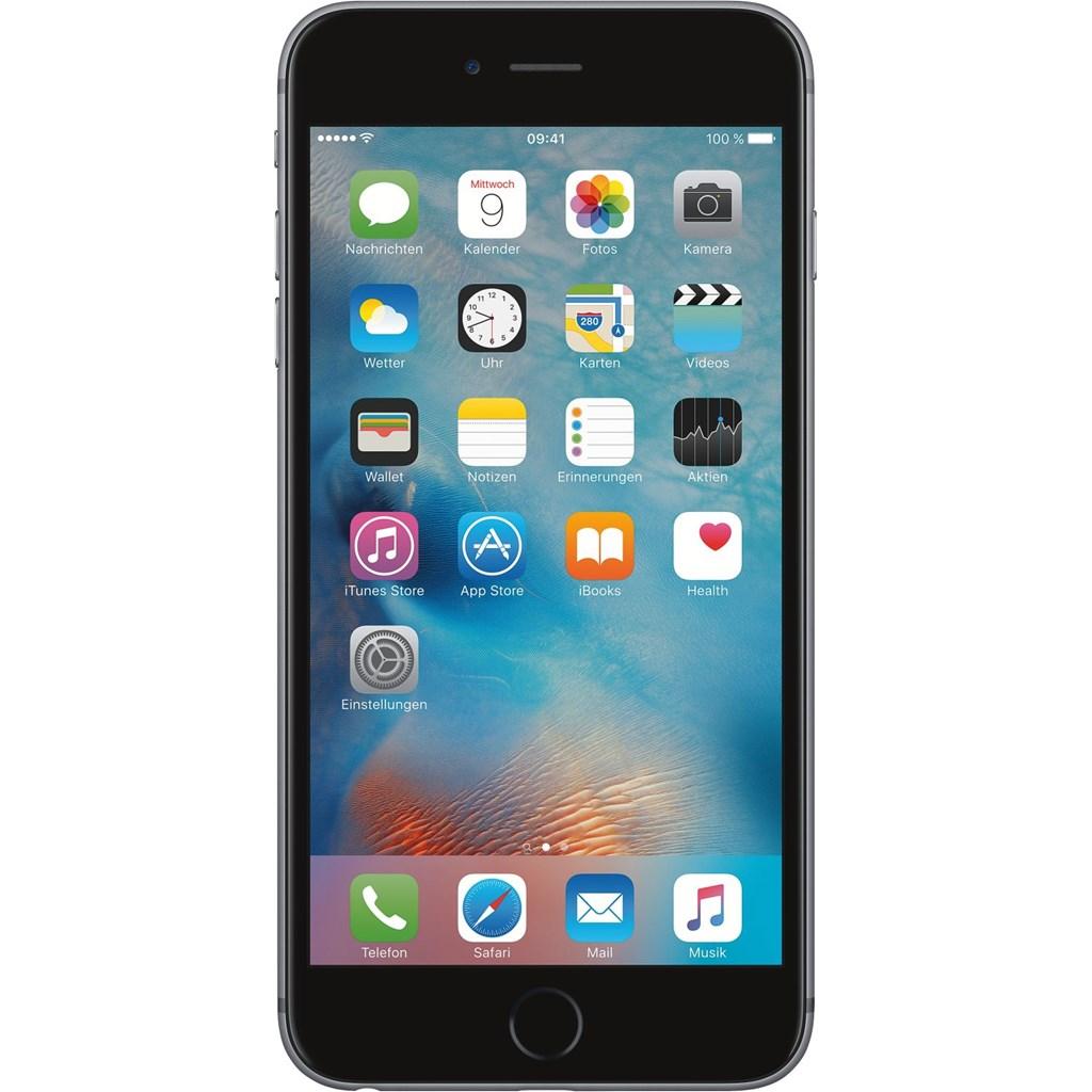 Apple iPhone 6s Plus 32 GB Space Grau Telekom
