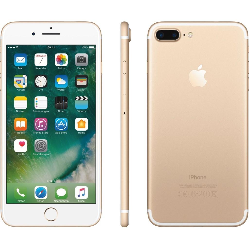apple iphone 7 plus 32gb gold ios 10 smartphone 5 5 zoll 12 mp kamera neu ovp. Black Bedroom Furniture Sets. Home Design Ideas