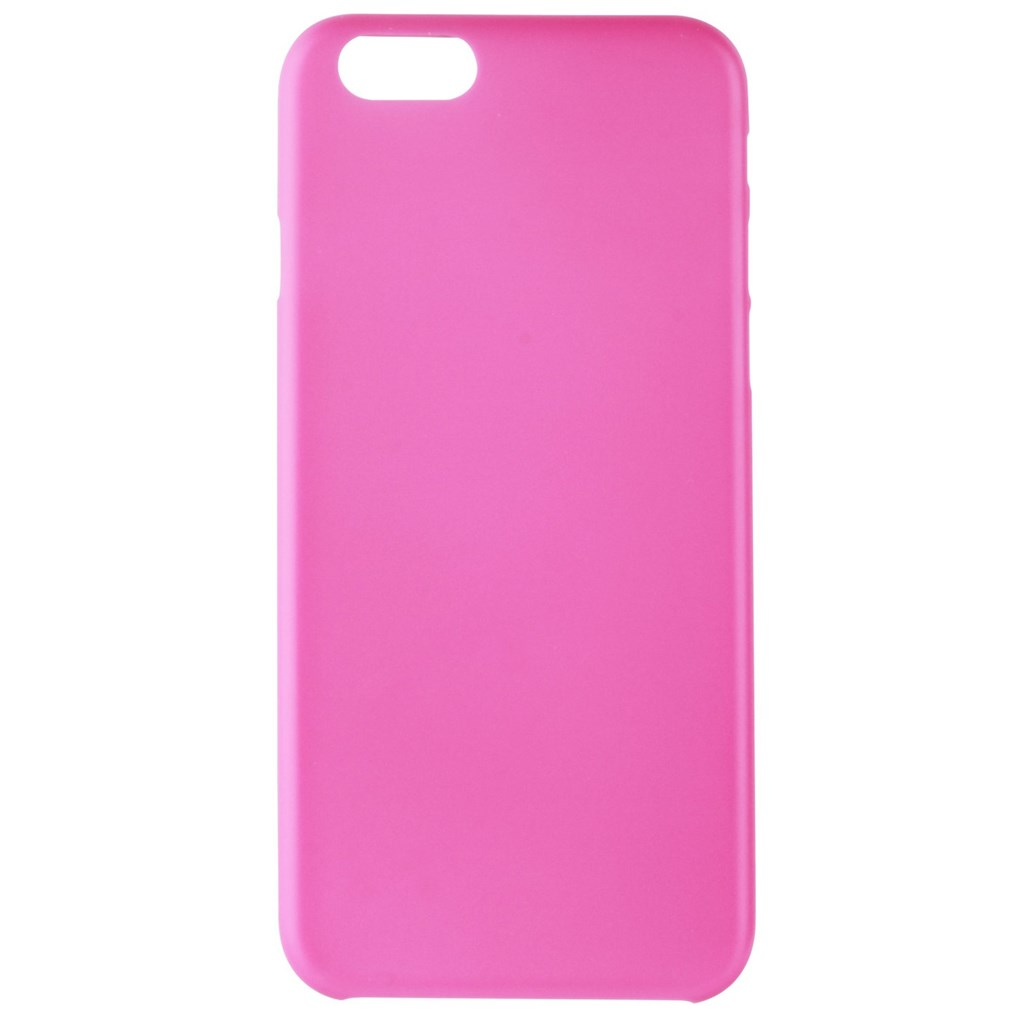 Xqisit iPlate Case Ultra Thin iPhone 6/6S pink  zBild1
