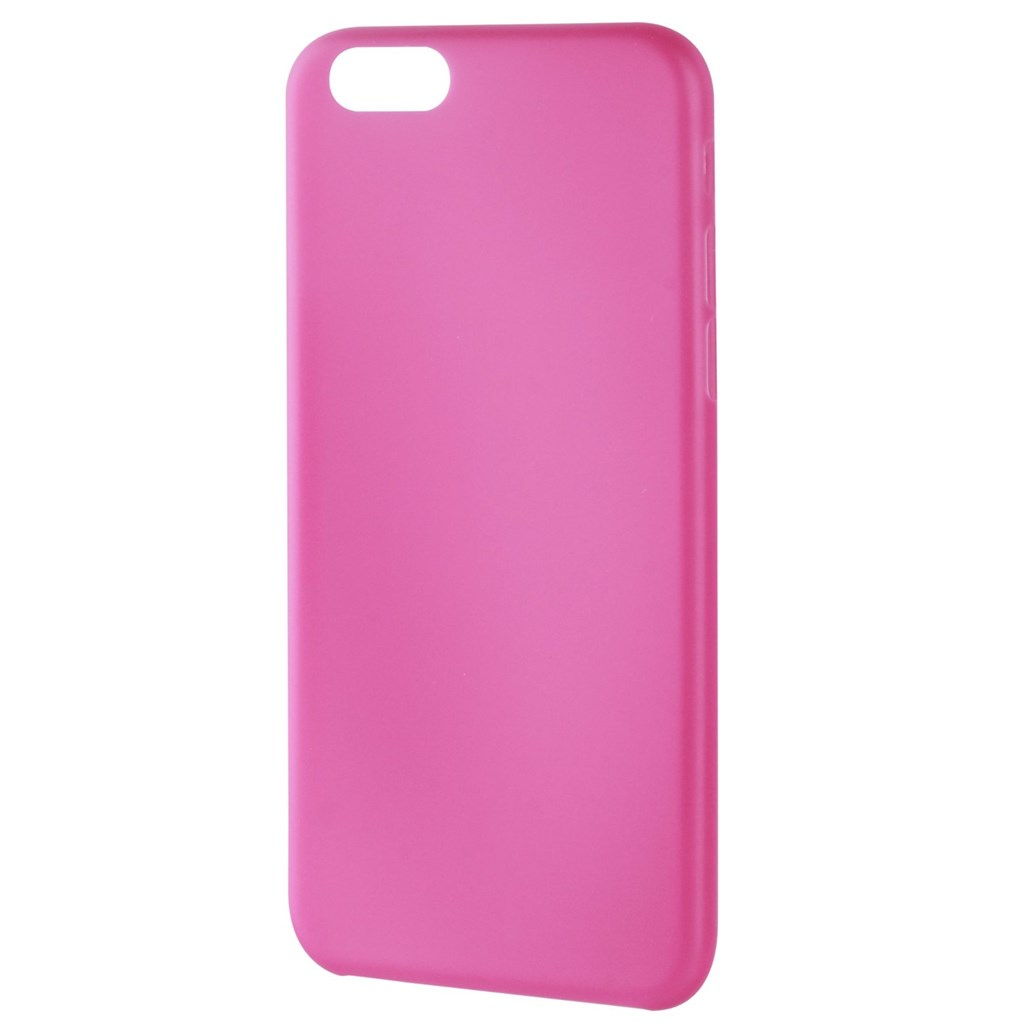 Xqisit iPlate Case Ultra Thin iPhone 6/6S pink  zBild2