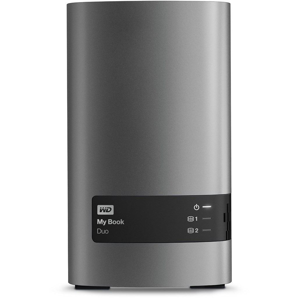 Western Digital My Book Duo 4TB  zBild1