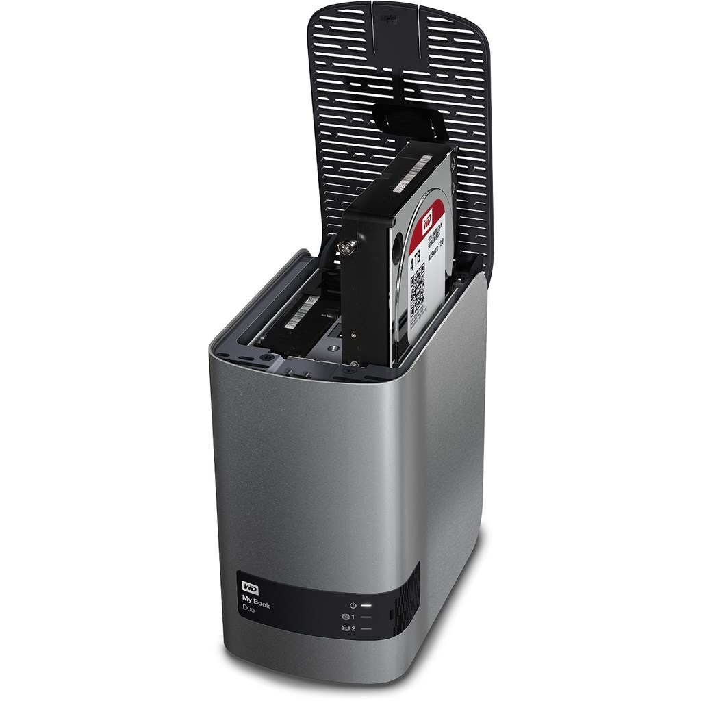 Western Digital My Book Duo 4TB  zBild3