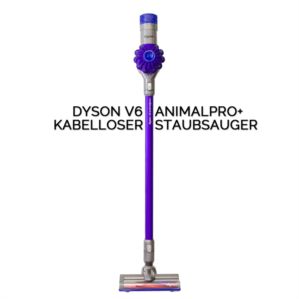 dyson v6 animalpro kabelloser akkusauger beutellos mit. Black Bedroom Furniture Sets. Home Design Ideas