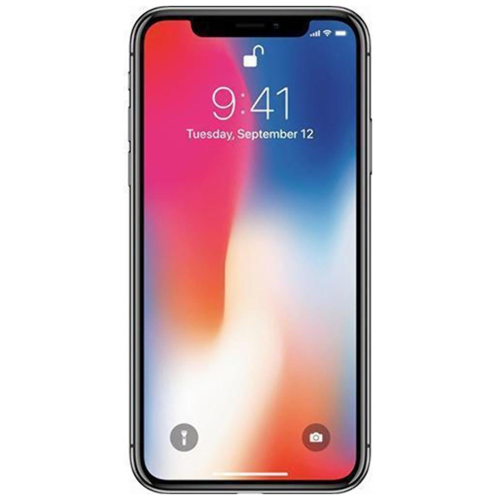 apple iphone x 256gb spacegrau ios smartphone ohne vertrag. Black Bedroom Furniture Sets. Home Design Ideas