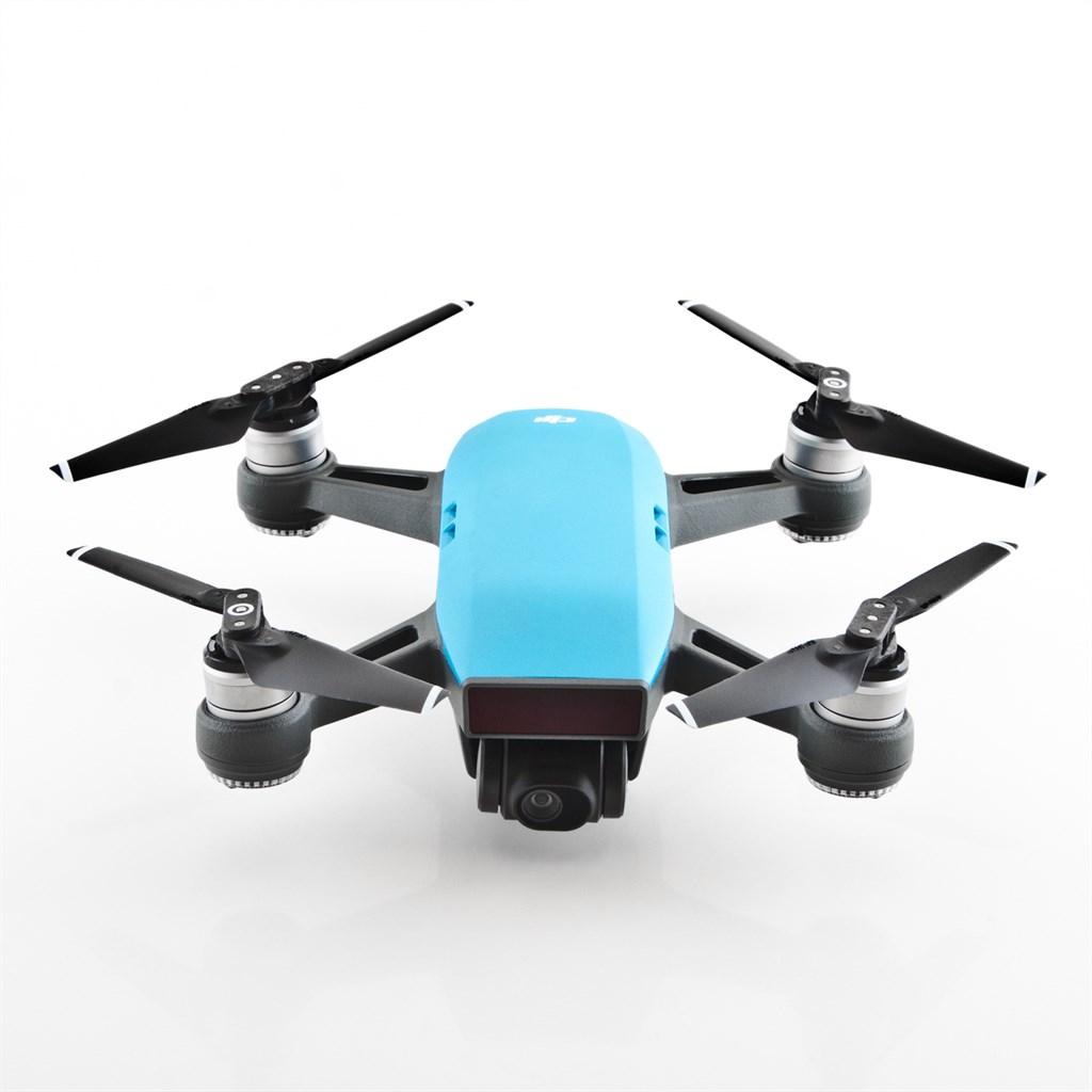 dji spark fly more combo sky blue drohne quadrocopter neuware ebay. Black Bedroom Furniture Sets. Home Design Ideas