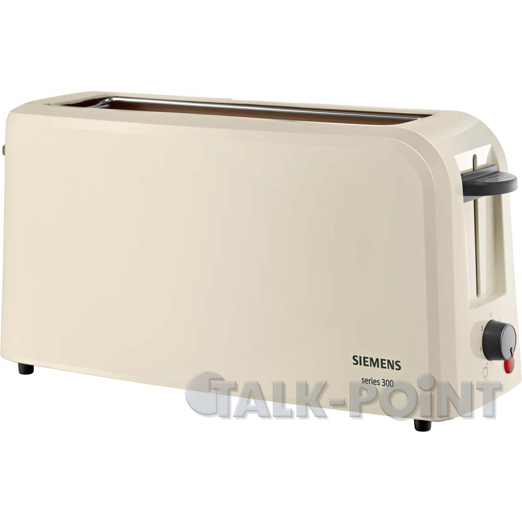 siemens tt3a0007 toaster creme langschlitztoaster 980 watt neu ovp ebay. Black Bedroom Furniture Sets. Home Design Ideas