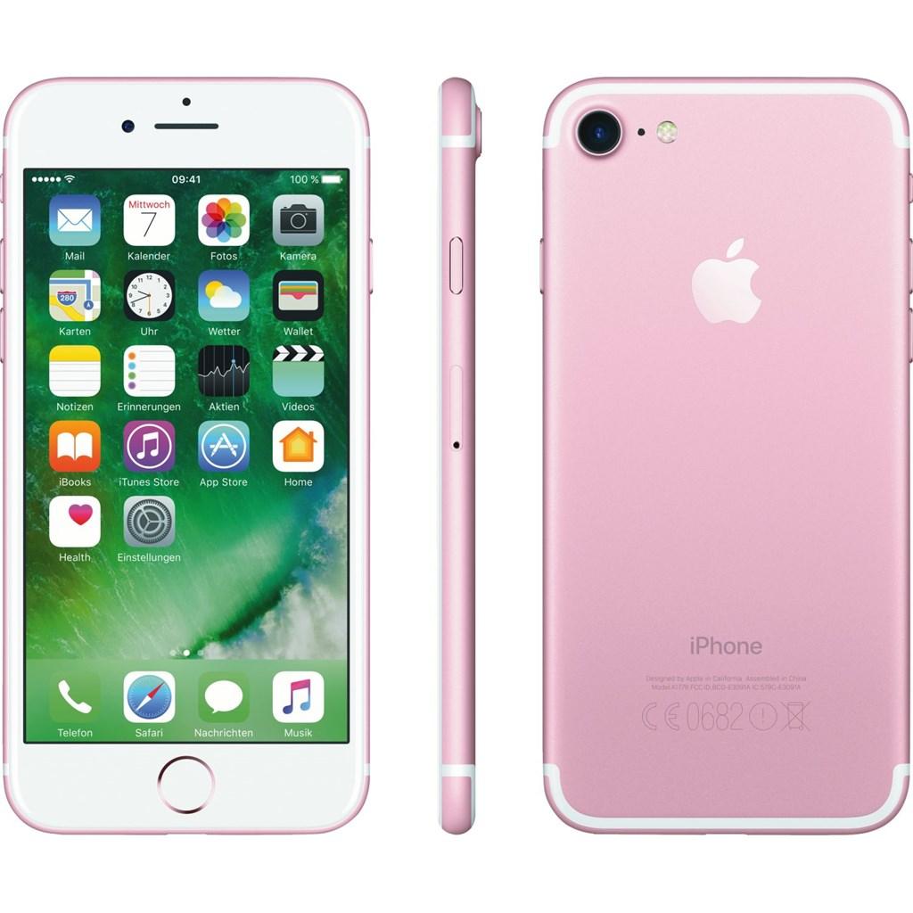 apple iphone 7 32gb rosegold ios smartphone 4 7 zoll 12 mp kamera neu ovp ebay. Black Bedroom Furniture Sets. Home Design Ideas