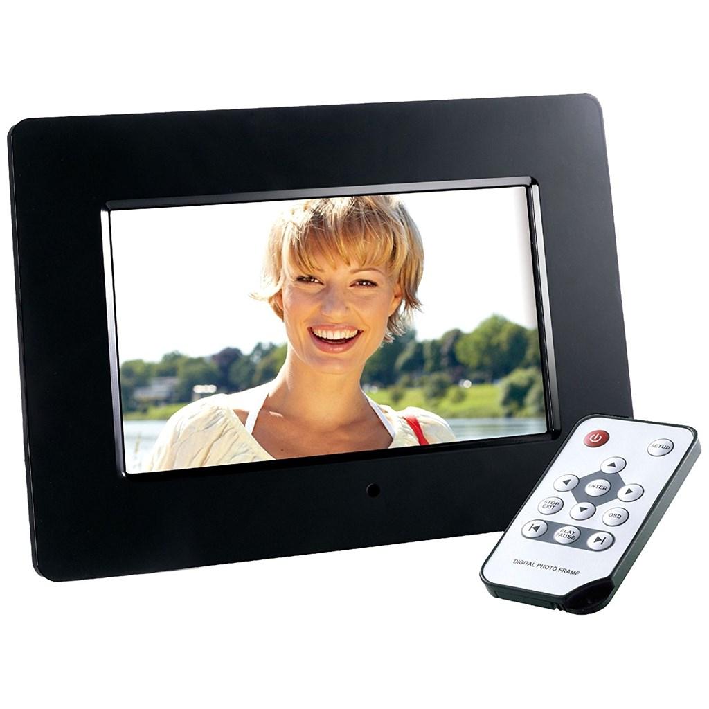 Intenso 7 Zoll Photo Agent Plus Digitaler Bilderrahmen,TFT-LCD ...
