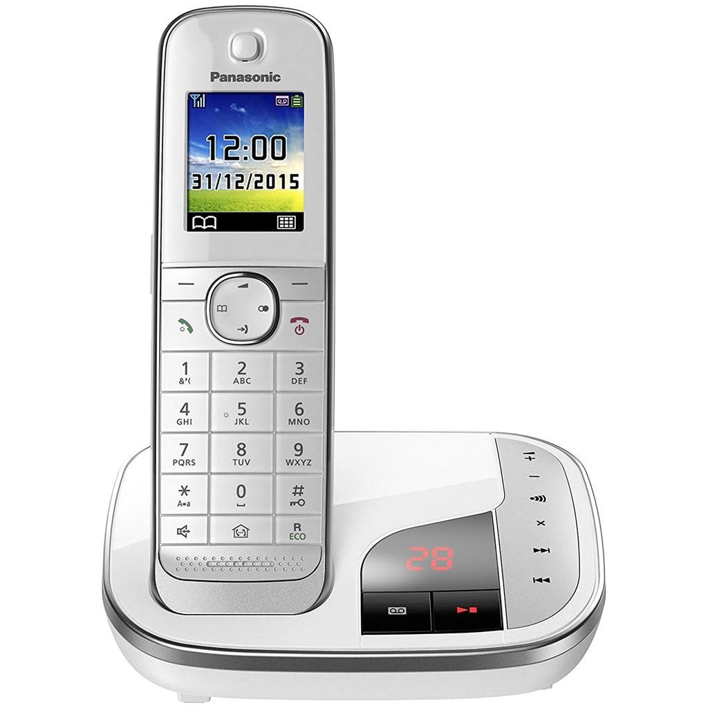 Telefon Weiß Schnurlos : panasonic schnurlos telefon kx tgj320gw wei bounty point ~ Eleganceandgraceweddings.com Haus und Dekorationen
