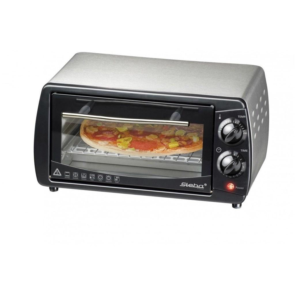 steba kb 9 2 mini backofen grill toastofen pizzaofen ebay. Black Bedroom Furniture Sets. Home Design Ideas